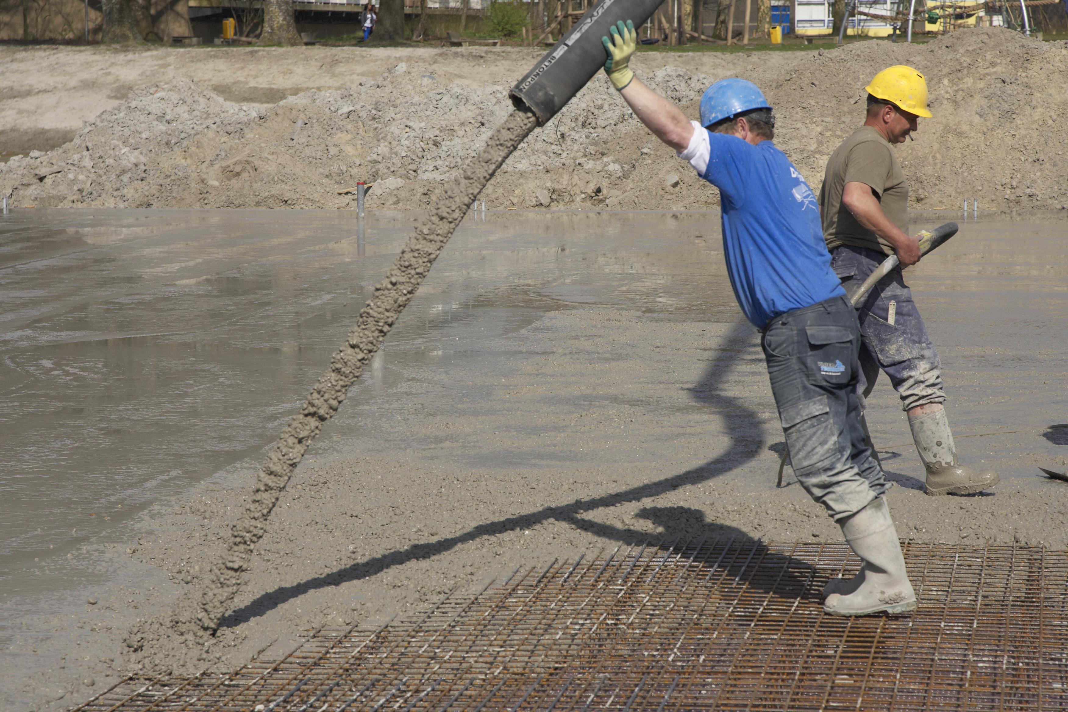 Goedkoop beton storten